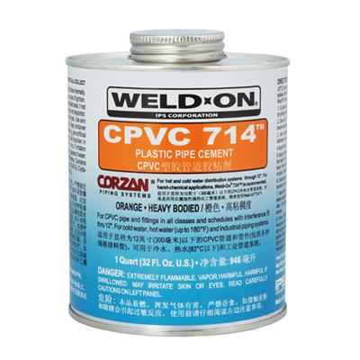 CPVC管道粘结剂-714