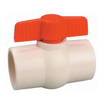 冷热水用CPVC球阀